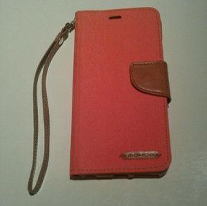 IPhone 7 Plus Wallet Magnetic Case